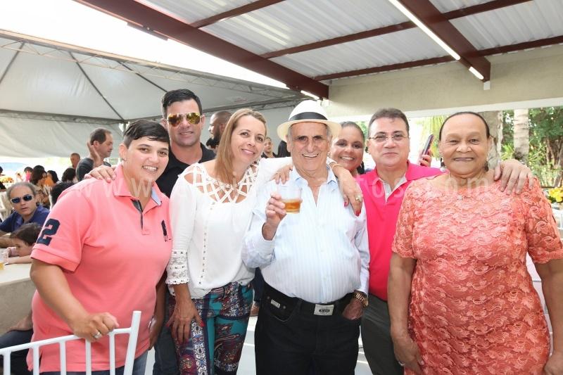 83 ANOS DE GUMERCINDO DE SETA - Eloisa Mattos