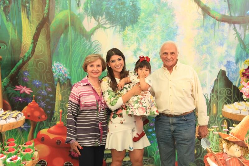 ANIVERSÁRIO 1 ANO  DE MANUELA BORGES - Eloisa Mattos