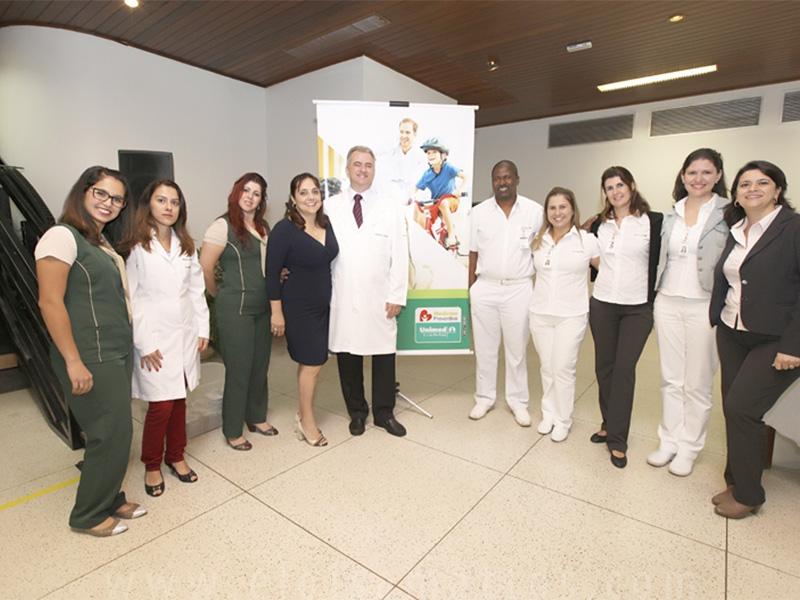 PALESTRA DR MARCELO GALHARDO – UNIMED