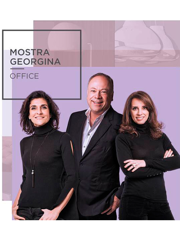MOSTRA GEORGINA OFFICE - Eloisa Mattos