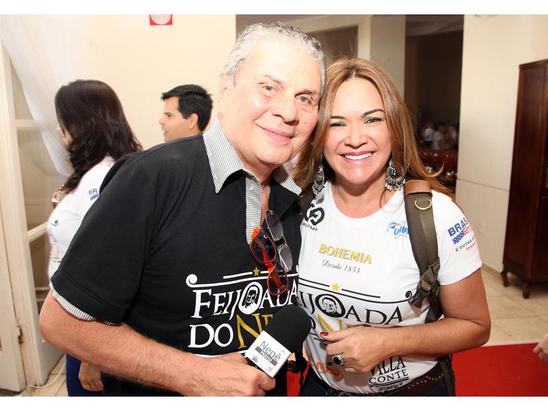 MORRE ÍCONE DO COLUNISMO SOCIAL EM RIO PRETO - Eloisa Mattos