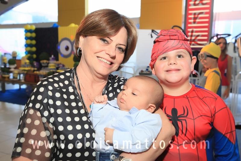 ANIVERSÁRIO DE 6 ANOS DO ARTHUR P AZEM BUCHDID - Eloisa Mattos