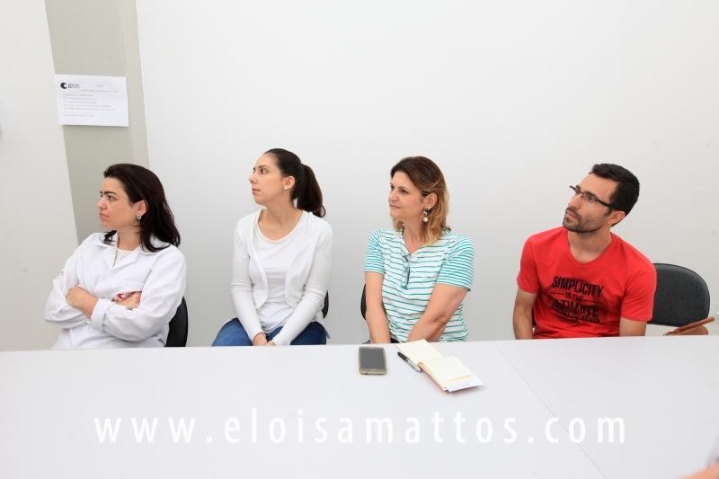 FACERES FAZ EXAMES PREVENTIVOS PARA JORNALISTAS - Eloisa Mattos