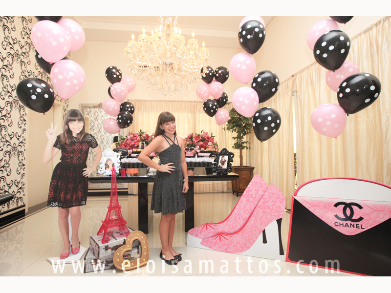 LORENNA'S BEAUTY PARTY – 10 ANOS