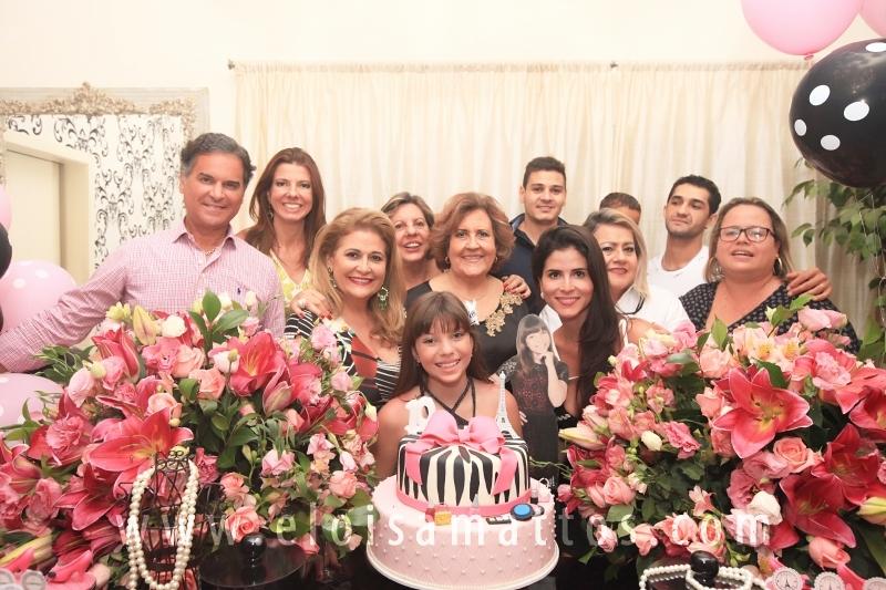 LORENNA'S BEAUTY PARTY – 10 ANOS - Eloisa Mattos