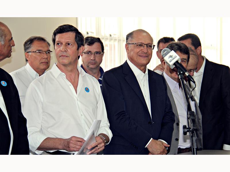GOVERNADOR INAUGURA CENTRO DE CONVENÇÕES NA FAMERP - Eloisa Mattos
