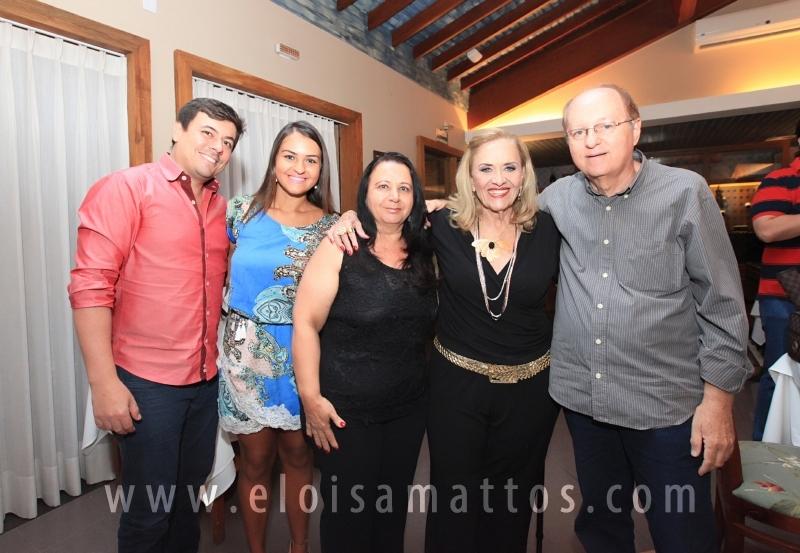 ANIVERSÁRIO DE NEIVA SAAD DE SETA - Eloisa Mattos