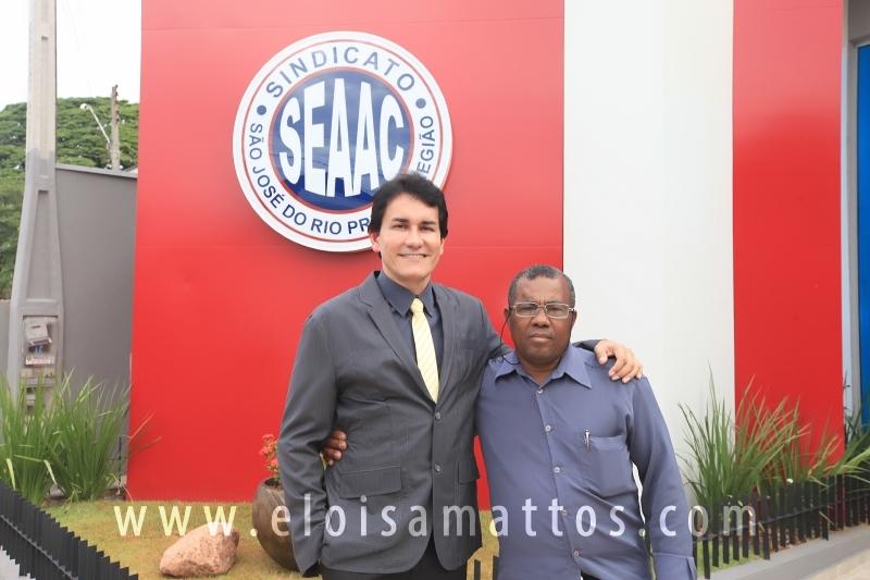 INAUGURAÇÃO NOVA SEDE DO SEAAC - Eloisa Mattos