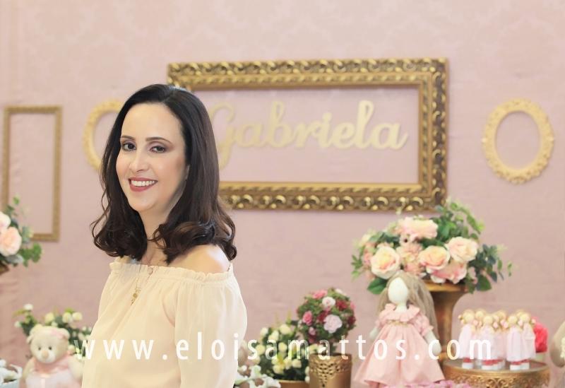 ANIVERSÁRIOD E 1 ANO DE GABRIELA PANCIERA AZEM BUCHDID - Eloisa Mattos