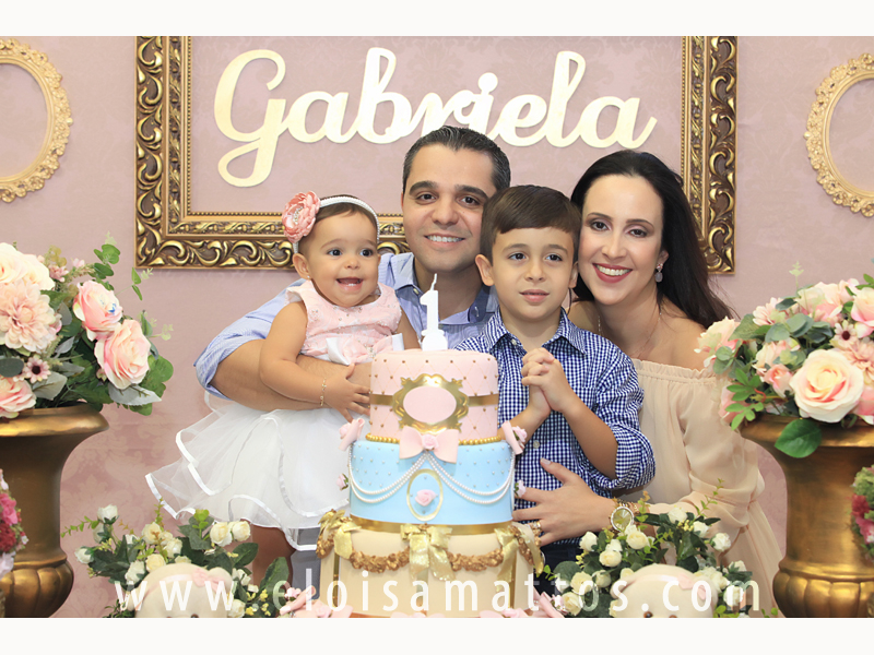 ANIVERSÁRIOD E 1 ANO DE GABRIELA PANCIERA AZEM BUCHDID