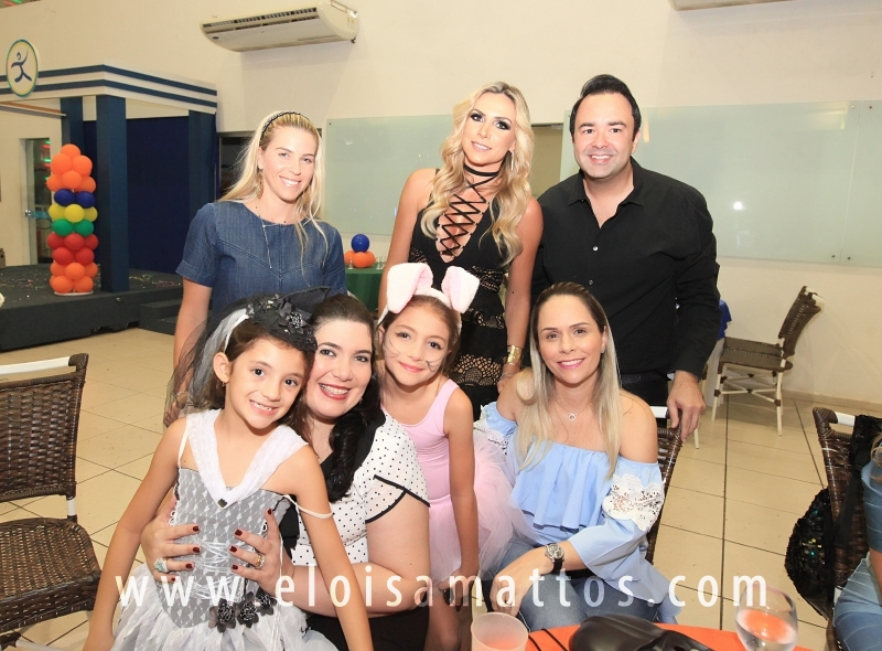 ANIVERSÁRIO DE 8 ANOS DO VICTOR E DE 6 ANOS DA GABRIELA NAVARRO - Eloisa Mattos