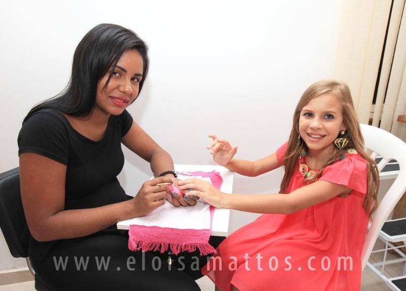 """LAURA 9 ANOS – """"NOITE DO PIJAMA"""" - Eloisa Mattos"""