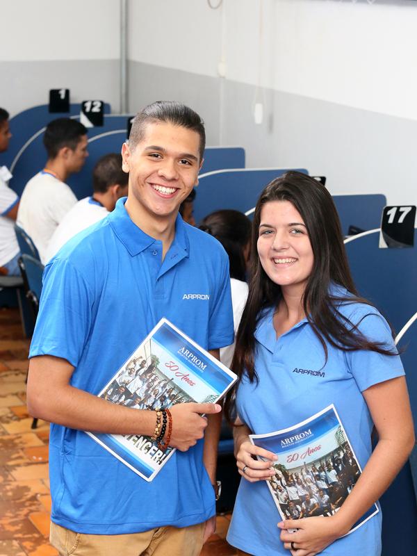 ARPROM NO RIO PRETO SHOPPING SOLIDÁRIO - Eloisa Mattos