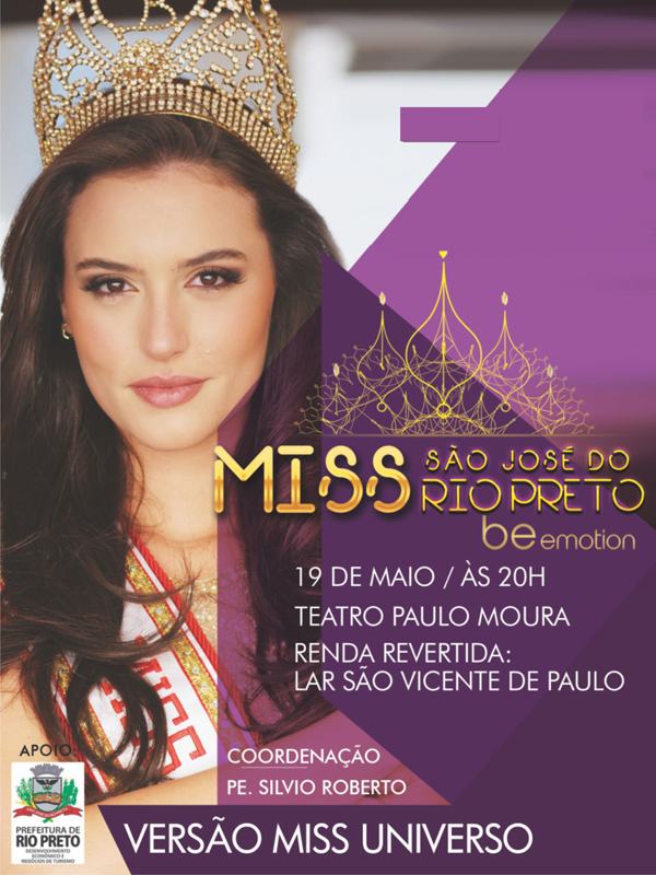 INGRESSOS DELIVERY – MISS RIO PRETO - Eloisa Mattos