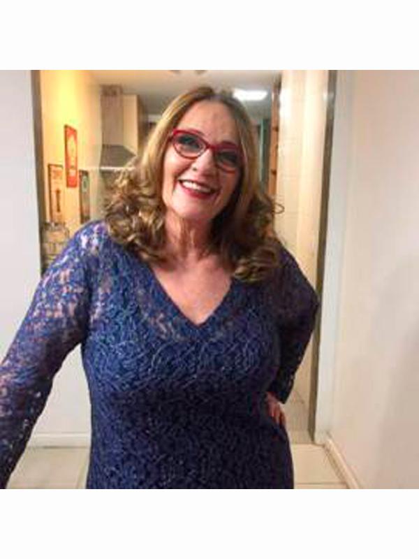 SENAC CATANDUVA RECEBE A ATRIZ ROSANE GOFMAN - Eloisa Mattos