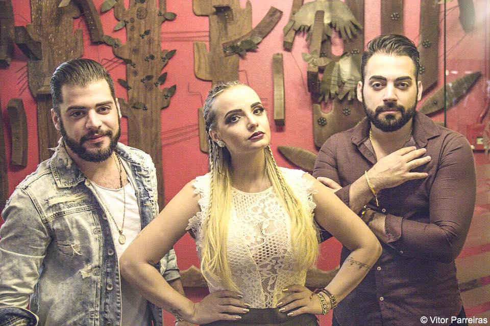 THE CLUB JK TRAZ O SHOW VILLA BAGGAGE - Eloisa Mattos