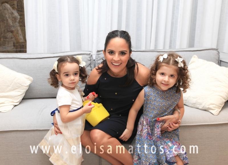 CHÁ DA NATÁLIA, ESPERANDO ENRICO… - Eloisa Mattos