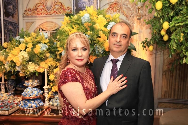 ANIVERSÁRIO DE 50 ANOS DE DANIELA RADUAN - Eloisa Mattos