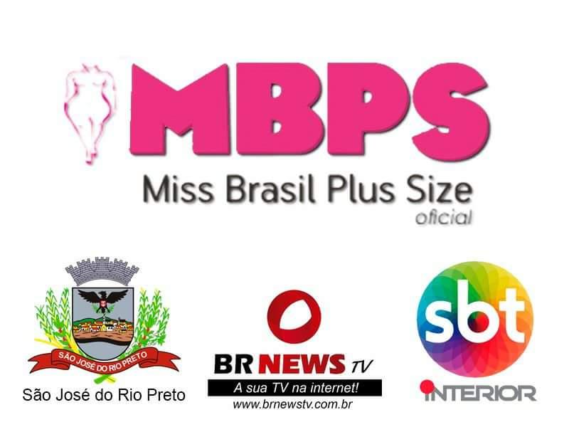 MISS BRASIL PLUS SIZE ACONTECERÁ DIA 03 DE JUNHO EM RIO PRETO - Eloisa Mattos