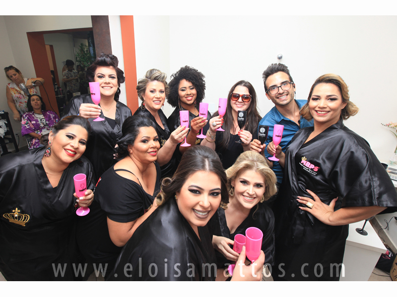 MAKING OF/GARBO SALON  – MISS BRASIL PLUS SIZE
