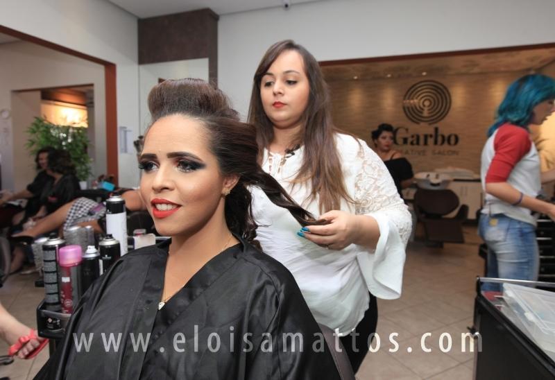 MAKING OF/GARBO SALON  – MISS BRASIL PLUS SIZE - Eloisa Mattos