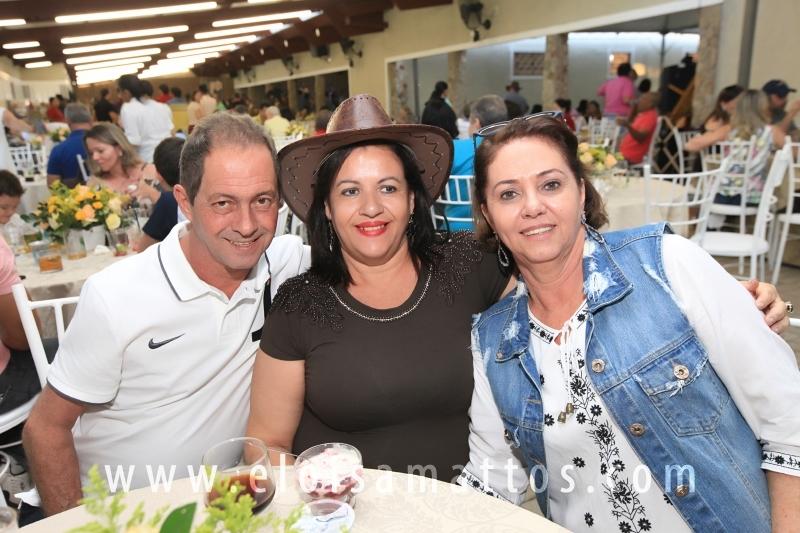 ANIVERSÁRIO DE 84 ANOS DE GUMERCINDO DE SETA - Eloisa Mattos