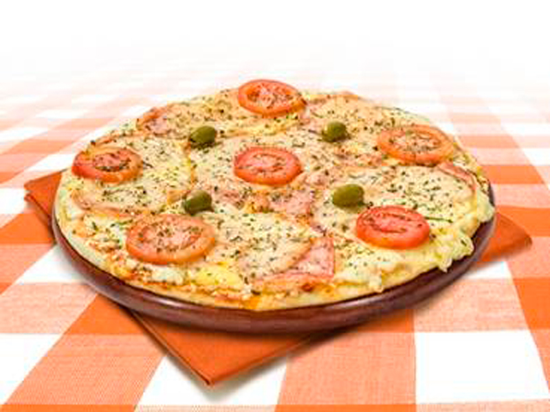 REDE LEVE PIZZA COMEMORA O DIA DA PIZZA - Eloisa Mattos