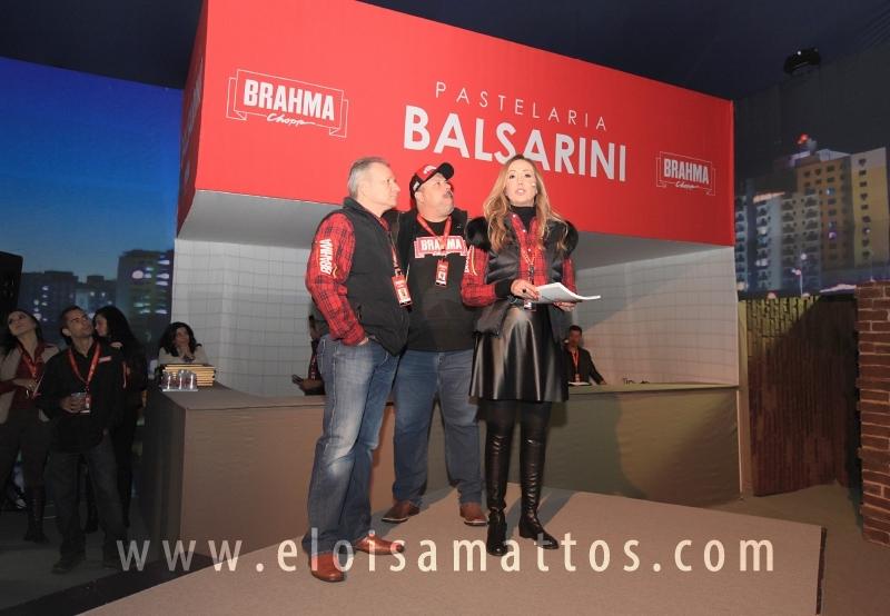HOMENAGEM  -CAMAROTE BRAHMA/CONEBEL - Eloisa Mattos