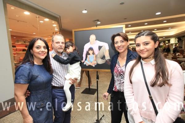 """6ª EDIÇÃOD A EXPOSIÇÃO FOTOGRÁFICA """"PAIS E FILHOS EM FOCO"""" BY ELOISA AMTTOS NO RIOPRETO SHOPPING - Eloisa Mattos"""