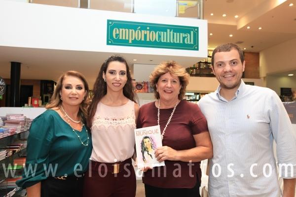 BATE-PAPO COM MUNIQUE – EMPÓRIO CULTURAL - Eloisa Mattos