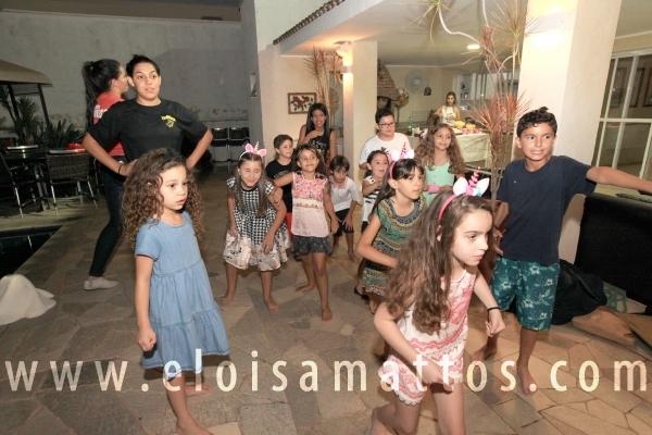 FESTA DO PIJAMA  –  ANA LÍVIA 8 ANOS - Eloisa Mattos