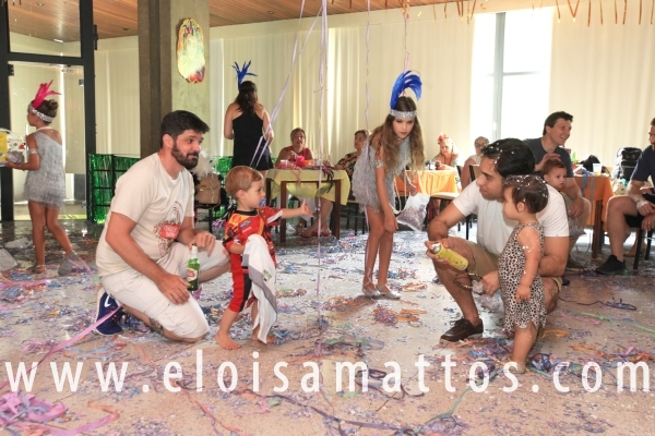 2ª PRÉ CARNAVAL INFANTIL SMC - Eloisa Mattos