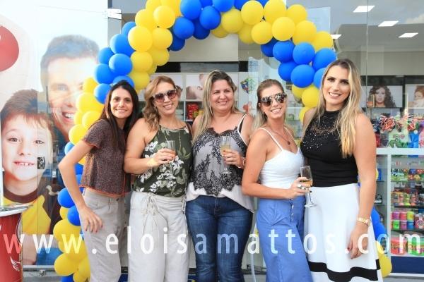 INAUGURAÇÃO FARMÁCIA REDE MULTIDROGAS – COMPLEXO MONTE CARLO DAMHA - Eloisa Mattos