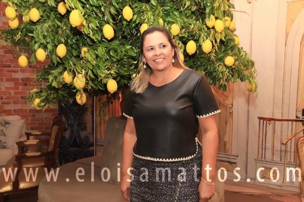 ANIVERSÁRIO DA COLUNISTA CIDA CARAN - Eloisa Mattos