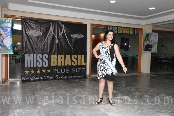 CONCURSO MISS BRASIL PLUS SIZE 2018 – HOTEL MICHELÂNGELO - Eloisa Mattos