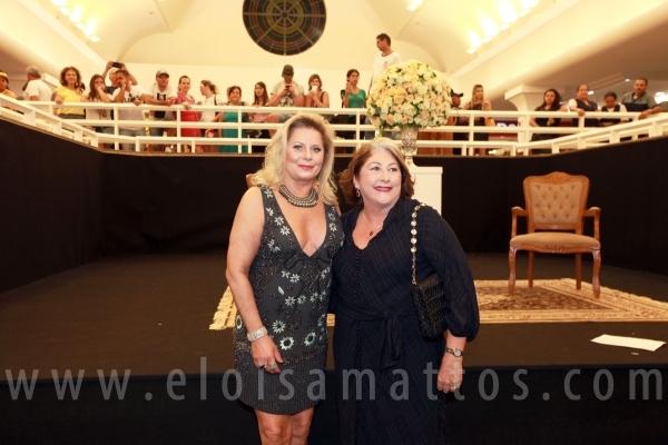 MULHERES DE SUCESSO BY FREDERICO TEBAR E HAYDÉ TEBAR MERDEGAN NO RIO PRETO SHOPPING - Eloisa Mattos