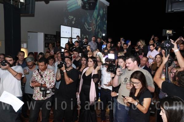 LANÇAMENTO PLANETA ROCK 2018 - Eloisa Mattos