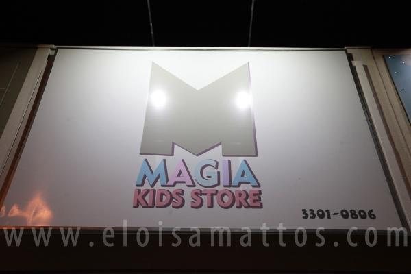 INAUGURAÇÃO DA LOJA – MAGIA KIDS STORE - Eloisa Mattos