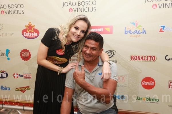 LANÇAMENTO DA 10ª EDIÇÃO DA FEIJOADA DOS AMIGOS NO RIO PRETO SHOPPING CENTER - Eloisa Mattos