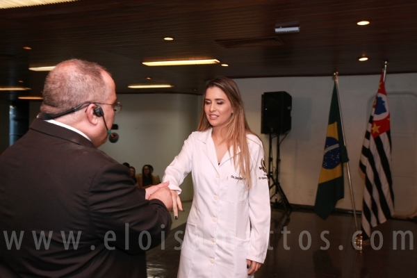 COLAÇÃO DE GRAU DA 1ª TURMA DE GRADUANDOS EM MEDICINA FACERES - Eloisa Mattos