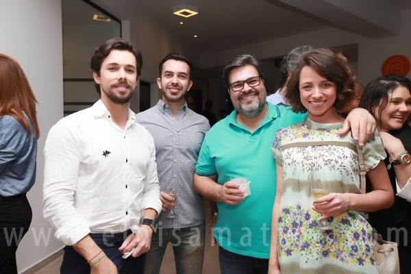 INAUGURAÇÃO CNA NORTH VILLAGE - Eloisa Mattos