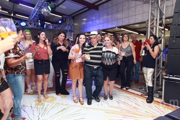 ANIVERSÁRIO DE 85 ANOS DO SR GUMERCINDO DE SETA - Eloisa Mattos