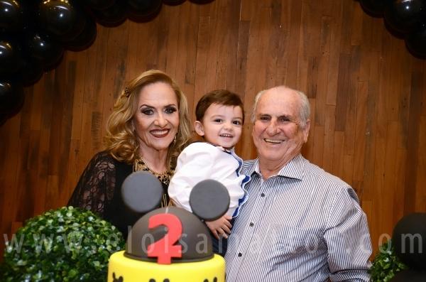 ANIVERSÁRIO DE HEITOR RODRIGUES BADAN – 2 ANOS - Eloisa Mattos