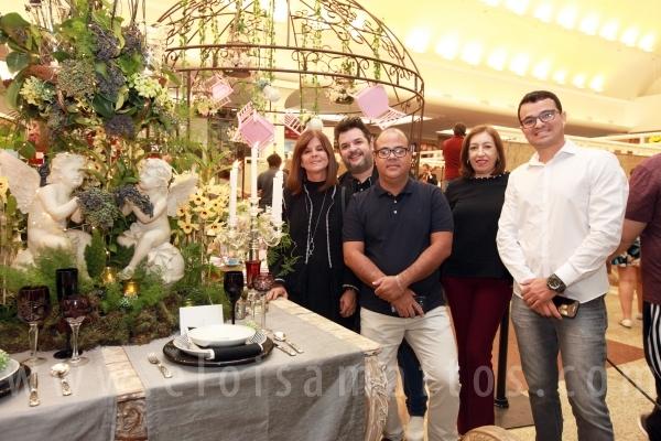 MESAS DECORADAS PARA PRIMAVERA BY  FREDERICO TEBAR E LUANA CURTI - Eloisa Mattos