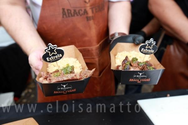 """TIME """"O BRASEIRO ENTRE CORTES"""" NO ALARME FOOD FESTIVAL 2018 - Eloisa Mattos"""