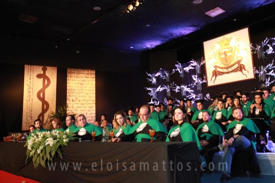 OUTORGA DE GRAU DE MÉDICO – T2 MEDICINA FACERES - Eloisa Mattos