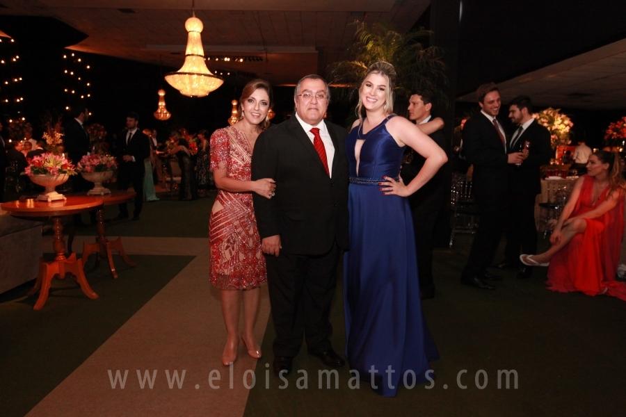 JANTAR DE GALA DA FORMATURA T2 MEDICINA FACERES - Eloisa Mattos