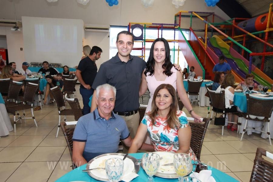 ANIVERSÁRIO DE 3 ANOS DE GABRIELA PANCIERA AZEM BUCHDID-BUFFET VIVA PARK - Eloisa Mattos