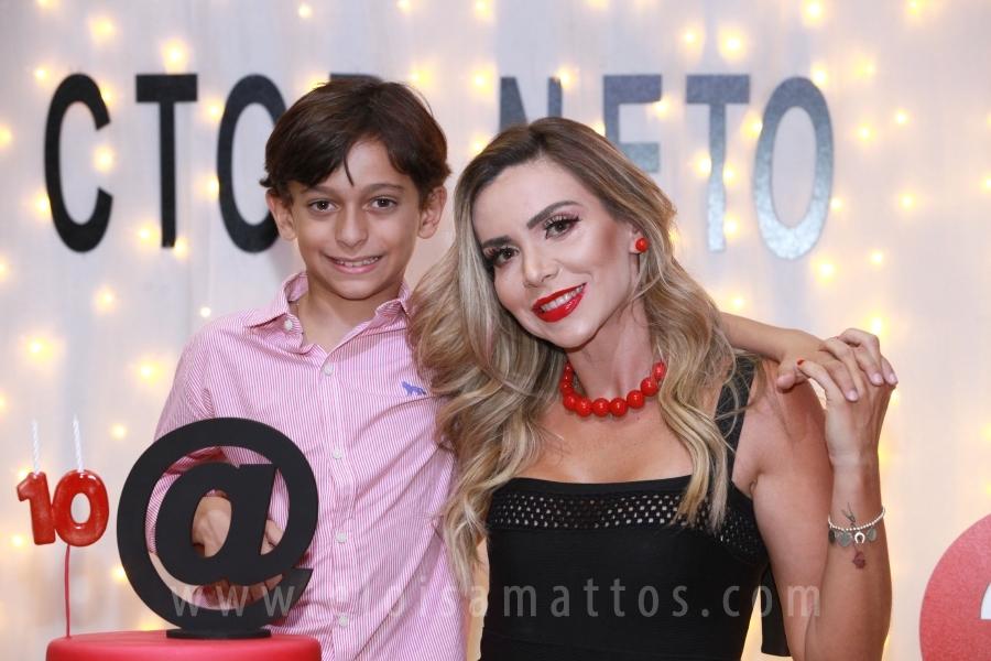 YOU TUBER – NIVER DE 10 ANOS DE VICTOR NETO - Eloisa Mattos