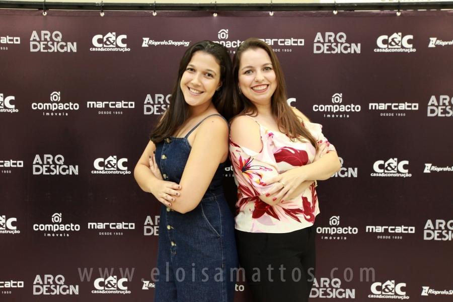 LANÇAMENTO ARQ DESIGN RIOPRETO SHOPPING BY JOÃO SPODE - Eloisa Mattos